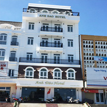 Anh Đào Hotel 2* 2N1Đ – Gần Chợ Đà Lạt – Không Phụ Thu Cuối Tuần – Áp Dụng Lễ 02/09