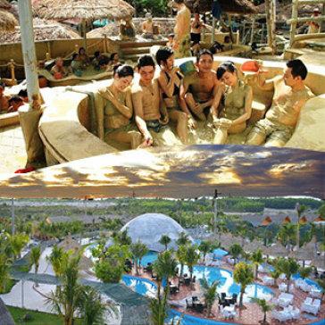 Tour Bình Châu - Hồ Cốc 2N1Đ - Nghỉ Resort 3* - Suối Khoáng - KDL iRelax Bangkok - Tặng Tai Nghe Bluetooth Không Dây