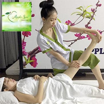 Apple Spa - 1 Trong 4 Liệu Trình Massage Chuyên Nghiệp, Bài Bản (75')