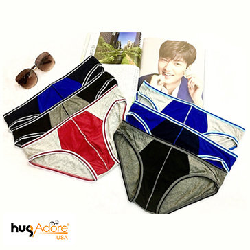 Combo 5 Quần Lót Nam HUG-015