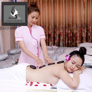 (120') Massage Body + Foot + Xông Hơi + Chạy Vitamin C + Đắp Mặt Nạ Tại Lavina Spa