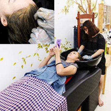 Hệ Thống Salon Gội Đầu Thảo Dược - Nổi Tiếng Số 1 Sài Gòn