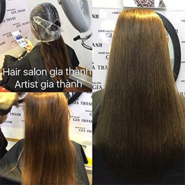 Hair Salon Gia Thành - Trọn Gói Làm Tóc Cao Cấp Bằng Goldwell, Nouvelle, Schwarzkopf, Milbon