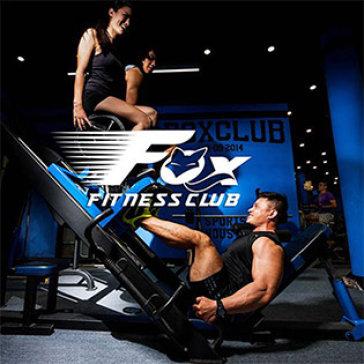 Fox Fitness - 02 Tháng Tập Gym, Yoga Không Giới Hạn Thời Gian (Miễn Phí 02 Tuần Cho Người Đi Cùng)