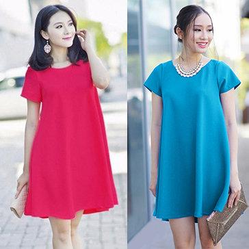 Đầm Voan Oversize