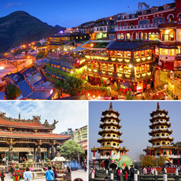 Tour Đài Loan 5N4Đ Tháp Đài Bắc 101 – Trung Đài Thiền Tự – Đài Tưởng Niệm Trung Chính – Bao Gồm Visa Và 20kg Hành Lý