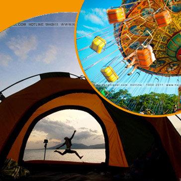 Tour Đảo Điệp Sơn – Nha Trang 3N3Đ – Trải Nghiệm Con Đường Dưới Biển Độc Đáo - KDL Hòn Chồng – Iresort- Vinpearl Land
