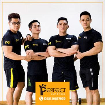01 Tháng Tập Gym - Yoga Không Giới Hạn Thời Gian Tại Perfect Fitness