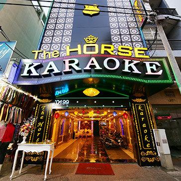 Trọn Gói Karaoke The Horse Sang Chảnh 5* + Thưởng Thức Món Nhật/ Trái Cây/ ShiSha + Ghi Âm Bài Hát Miễn Phí