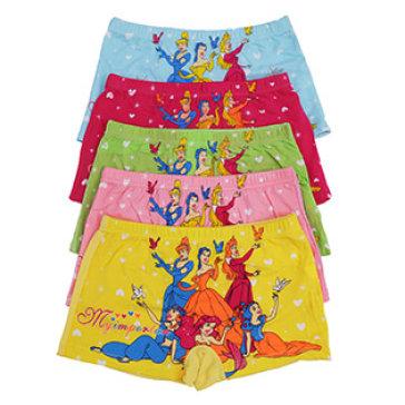 Combo 05 Quần Trong Váy Thun Lạnh, Thấm Hút Và Co Giãn Cho Bé 4 - 10 Tuổi (2 Size)