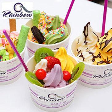 Toàn Hệ Thống Rainbow Yogurt Cực Teen- Không Giới Hạn Voucher/ Hóa Đơn