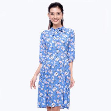 Đầm Vintage Sang Trọng