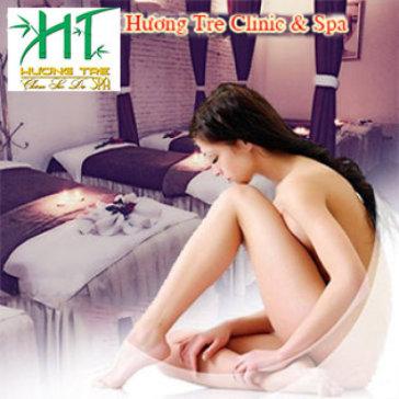 Tắm Trắng Cao Cấp Nhật Bản Mặt & Body Collagen Thai Cừu - Hương Tre Clinic