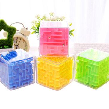 Đồ Chơi Rubik Ma Thuật - Phát Triển Kỹ Năng