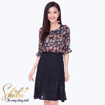 Áo Kiểu Nữ Shibi SA009
