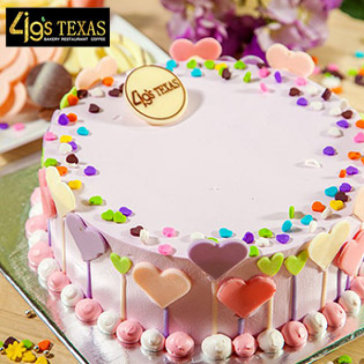 Bánh Kem Cao Cấp Tại 4G's Texas Bakery