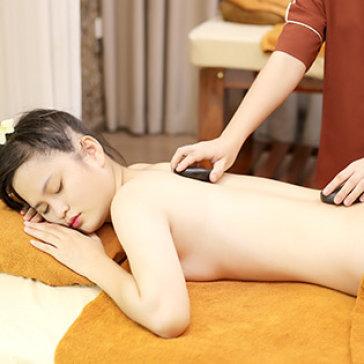 Miễn Tip - Massage Body + Đắp Mặt Nạ/ Chăm Sóc Da Mặt + Chạy Serum/ Điều Trị Mụn, Thâm - Bee Home Spa