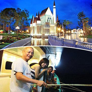 Tour Phú Quốc 3N2Đ – Nghỉ KS 3* – Vinpearl Land – Nam Đảo – Câu Cá – Làng Chài – Suối Tranh – Khởi Hành Hằng Ngày