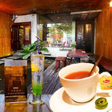 Combo Bánh Âu + Thức Uống, Áp Dụng Cả Chương Trình Acoustic Tại Trầm Cafe