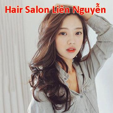 Hair Salon Liên Nguyễn - Trọn Gói Làm Tóc Cao Cấp - Tặng Hấp Dầu + BH 6 Tháng