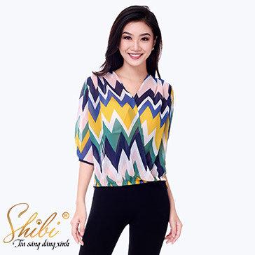 Áo Kiểu Thời Trang Shibi SA001