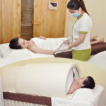 120 Phút Tắm Trắng Cao Cấp Thảo Dược - Salla Beauty & Spa