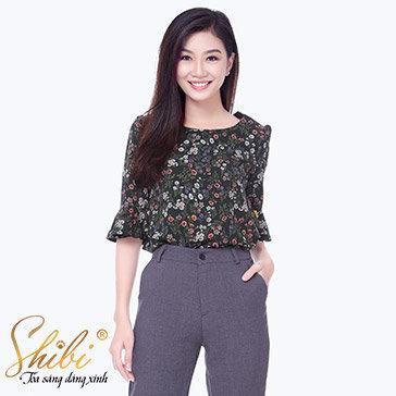 Áo Kiểu Shibi SA010