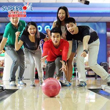 Bowling Superbowl - Cơn Lốc Giá Sốc Game Bowling Đẳng Cấp Đã Trở Lại Hotdeal
