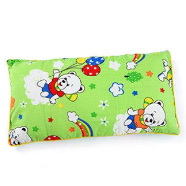 Gối Nằm Hình Chữ Nhật Lớn Cotton Cho Bé TH Bobo 48 X 25cm