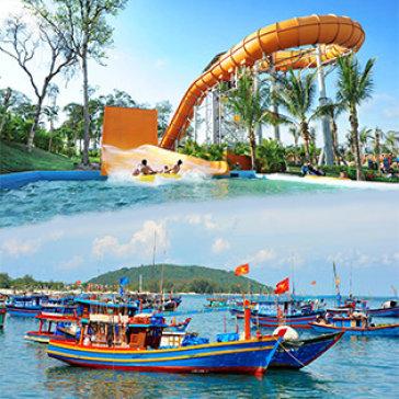 Tour Phú Quốc 3N2Đ – Khám Phá Đảo Ngọc – Bao Gồm Vé Máy Bay