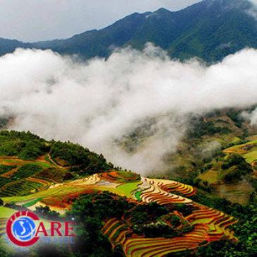 Tour Hà Nội - Sapa - Cát Cát - Hàm Rồng 3 Ngày 2 Đêm (ô Tô Ngồi) - Cho 1 Người