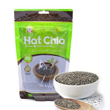 01kg Hạt Chia Mỹ Organic – Đóng Gói Tại Việt Nam