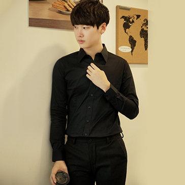 Áo Sơ Mi Nam Công Sở Style Korea