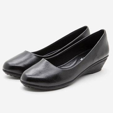 Giày Búp Bê Bitas GBW.013 Màu Đen