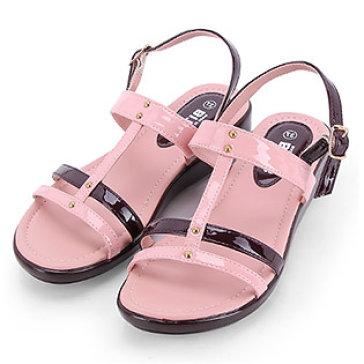 Sandal Nữ Bitas Syn.144 Màu Hồng