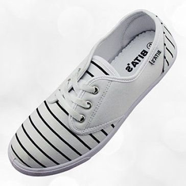 Giày Nữ Bitas GVW.023 Màu Trắng