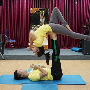 Yoga/ Zumba/ Dance Sport 03 Tuần Tập Không Giới Hạn – Chenxiu Dancing & Yoga