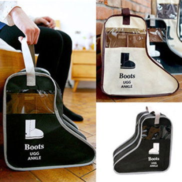 Túi Đựng Giày Boots Loại Dày Tiện Dụng