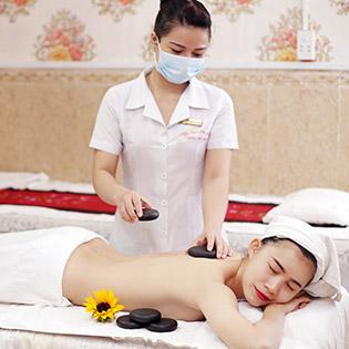 Miễn Tip - (90') Massage Body + Foot + Chăm Sóc Da Mặt + Đắp Mặt Nạ - L'Opera De Paris