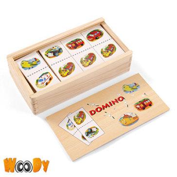 Bộ Trò Chơi Domino 2 Giúp Bé Phát Triển Tư Duy