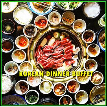 Buffet Tối 70 Món Hàn - Việt Đúng Vị Cùng Đầu Bếp Đến Từ Hàn Quốc  Tại Golden Lotus Healing Spa World