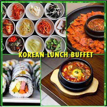 Buffet Trưa Các Món Hàn - Việt Đúng Vị Cùng Đầu Bếp Đến Từ Hàn Quốc Tại Golden Lotus Healing Spa World