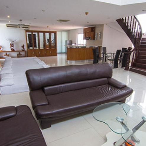 Spring Hotel 3* Vũng Tàu 2N1Đ - Phòng Penthouse Seaview - Có Hồ Bơi - Bếp Nấu Ăn - Gần Biển - Dành Cho 10 Khách