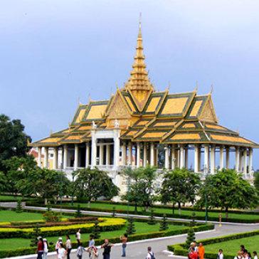 Tour Campuchia 4N3Đ: Siem Reap - Phnom Penh - Đền Angkor Wat Nghỉ KS 3*, 4*