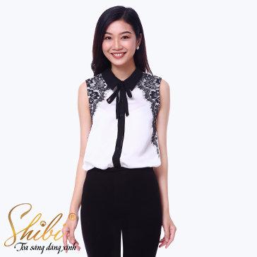 Áo Kiểu Shibi SA022