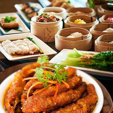 Buffet Dimsum Đặc Sắc - Áp Dụng Toàn Chi Nhánh Hongkong Town