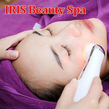 IRIS Beauty Spa – Chăm Sóc Da Mặt + Chạy Vitamin C/ Điều Trị Mụn, Thâm/ Hút Chì