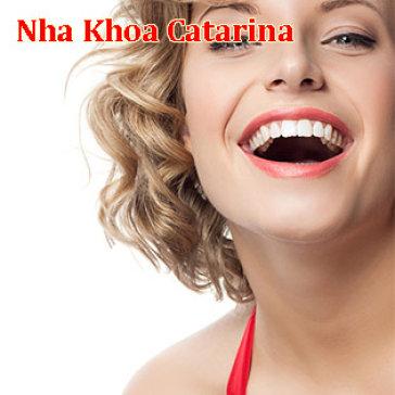 Nha Khoa Catarina - Cạo Vôi, Đánh Bóng/ Trám Răng Thẩm Mỹ BH 2 Năm