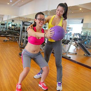 7 Lần Tập Gym – Yoga – Aerobic Không Giới Hạn VIP Member Tại Airport Gym