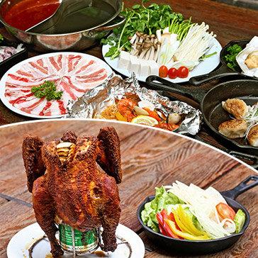 Set Menu BBQ, Hải Sản & Lẩu Đặc Biệt Dành Cho 03 – 04 Người Tại Pasaporte